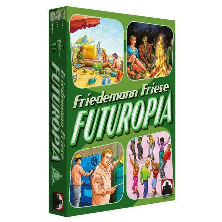 Futuropia by Friedemann Friese