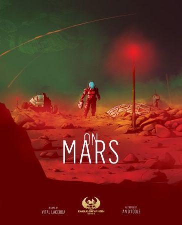 On Mars by Vital Lacerda
