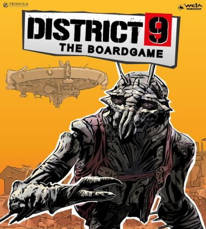 District 9 the Board game