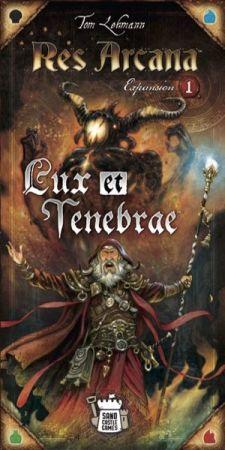 "Res Arcana expansion ""Lux et Tenebrae"""