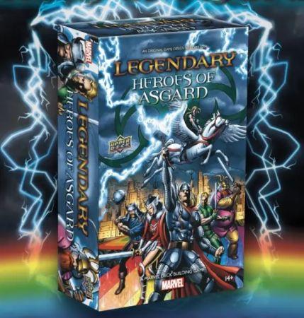 Marvel Legendary: Heroes of Asgard