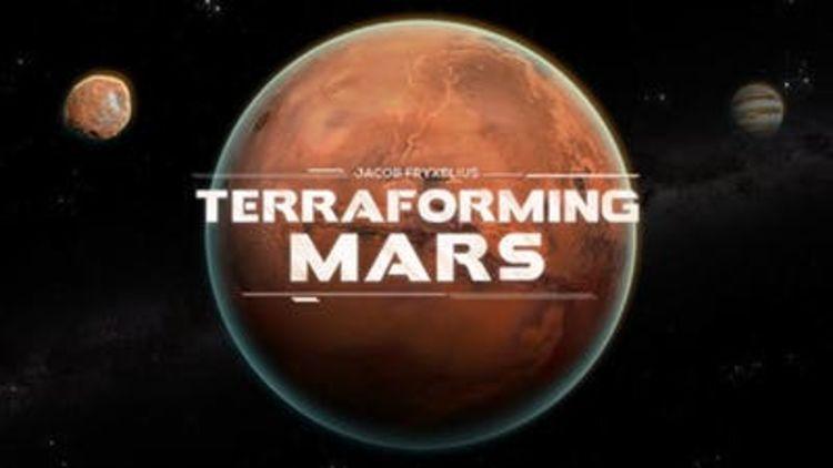 Terraforming Mars the Dice Game