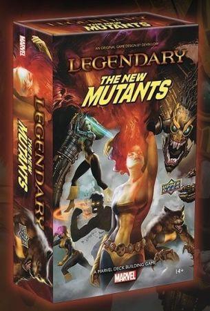Marvel Legendary: New Mutants