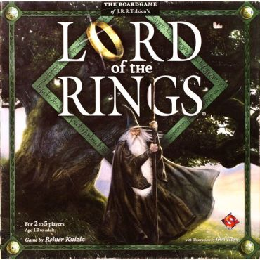 Lord of the Rings (2000) with Lord of the Rings: Sauron