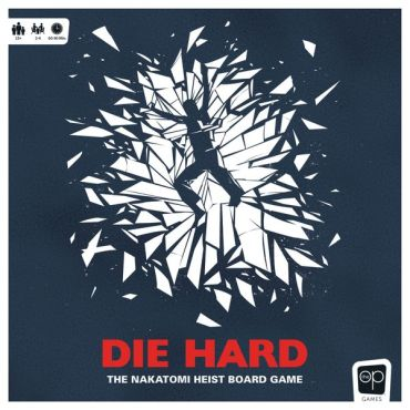 Die Hard: The Nakatomi Heist Board Game (2019)