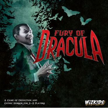 Fury of Dracula Fourth Edition (2015)