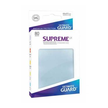 "Ultimate Guard ""Supreme UX"" Transparent 66x91mm"