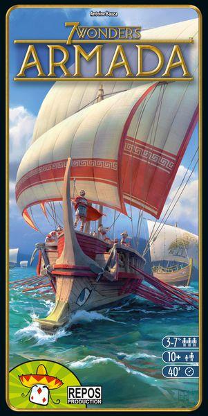 7 Wonders: Armada review