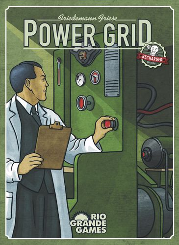 New version of Power Grid