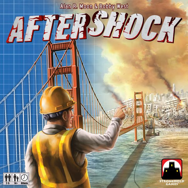 Aftershock by Alan R. Moon
