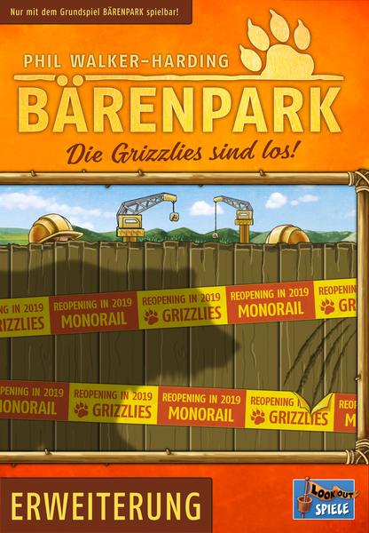 Bärenpark expansion