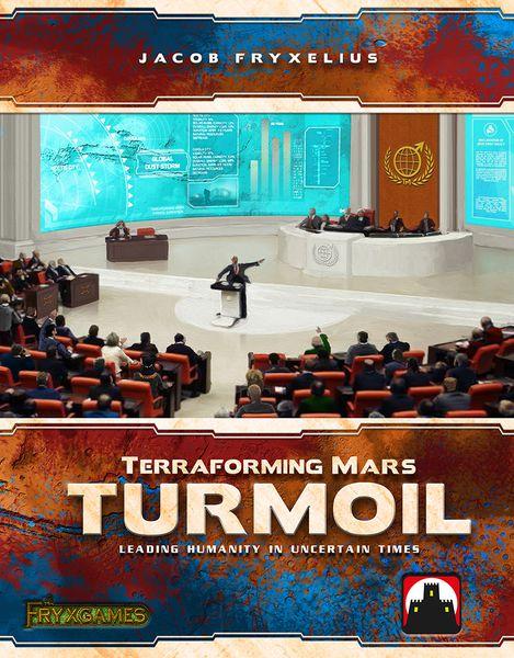 Terraforming Mars rumours