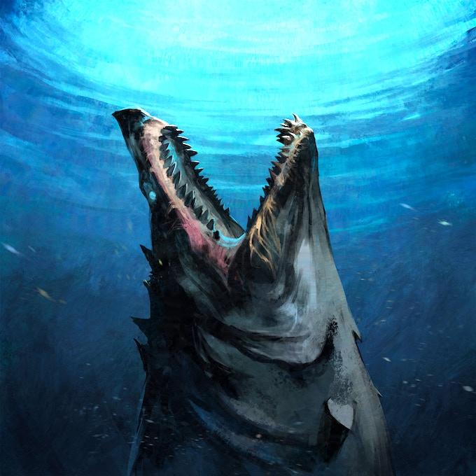 Leviathan?