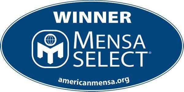Mensa Select award winners 2019