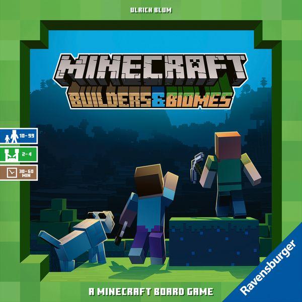 Minecraft the Boardgame
