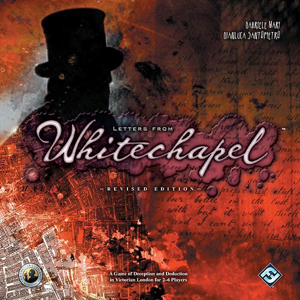 all vs one: Letters from Whitechapel