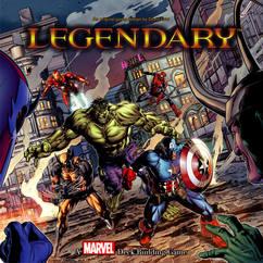 all vs one: Marvel Legendary