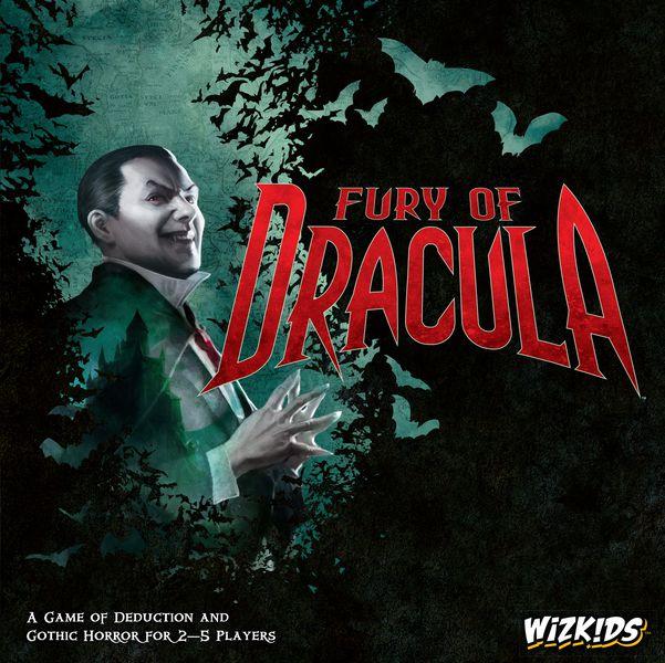 all vs one: Fury of Dracula Fourth Edition