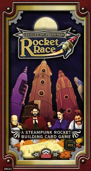 Leagues of Adventure: Rocket Race