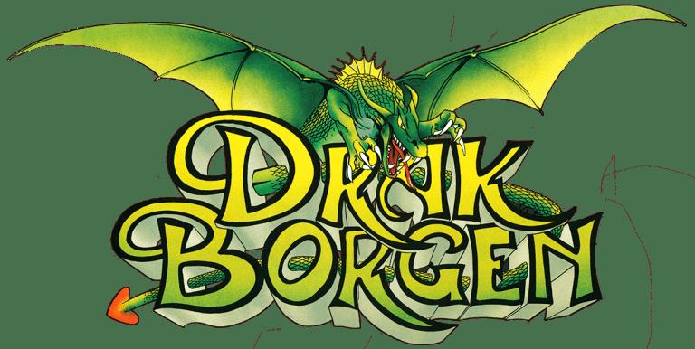 Drakborgen on Kickstarter