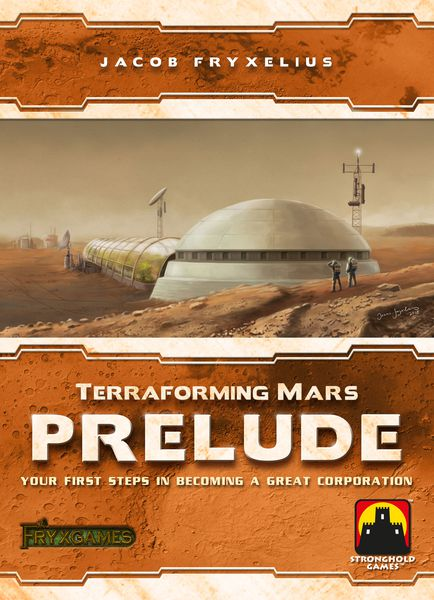 TerraExp - Prelude
