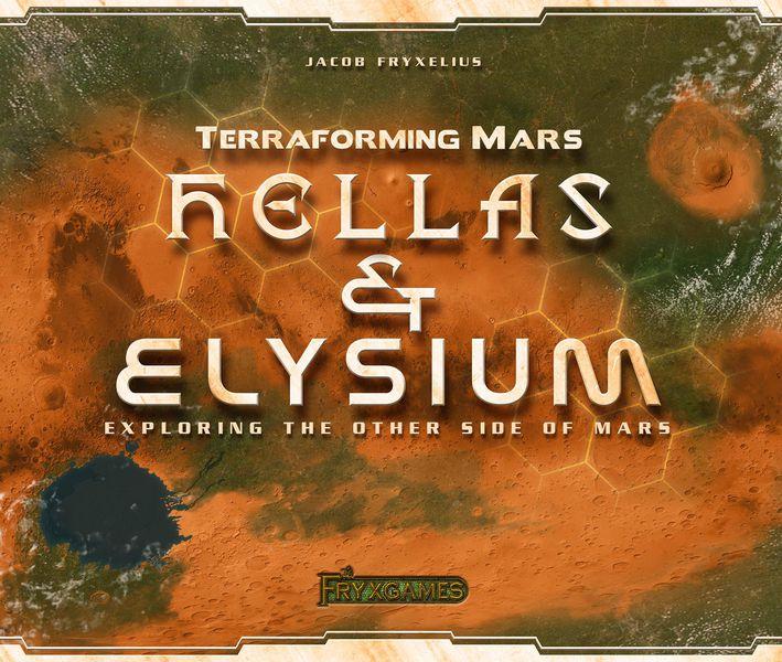 TerraExp - Hellas and Elysium