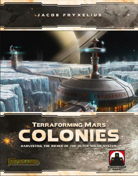 TerraExp - Colonies