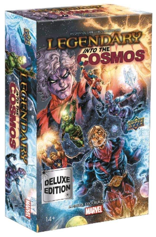 Marvel Legendary: Into the Cosmos
