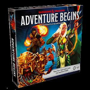 D&D: Adventure Begins
