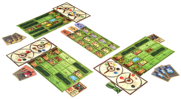 Glass Road review of components