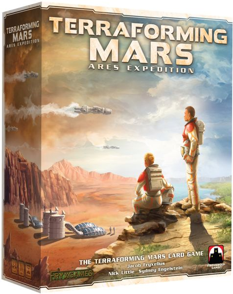 Terraforming Mars: Ares Expesition