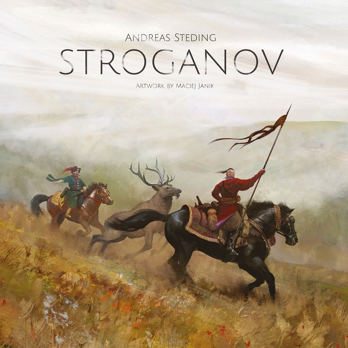 Stroganov Kickstarter