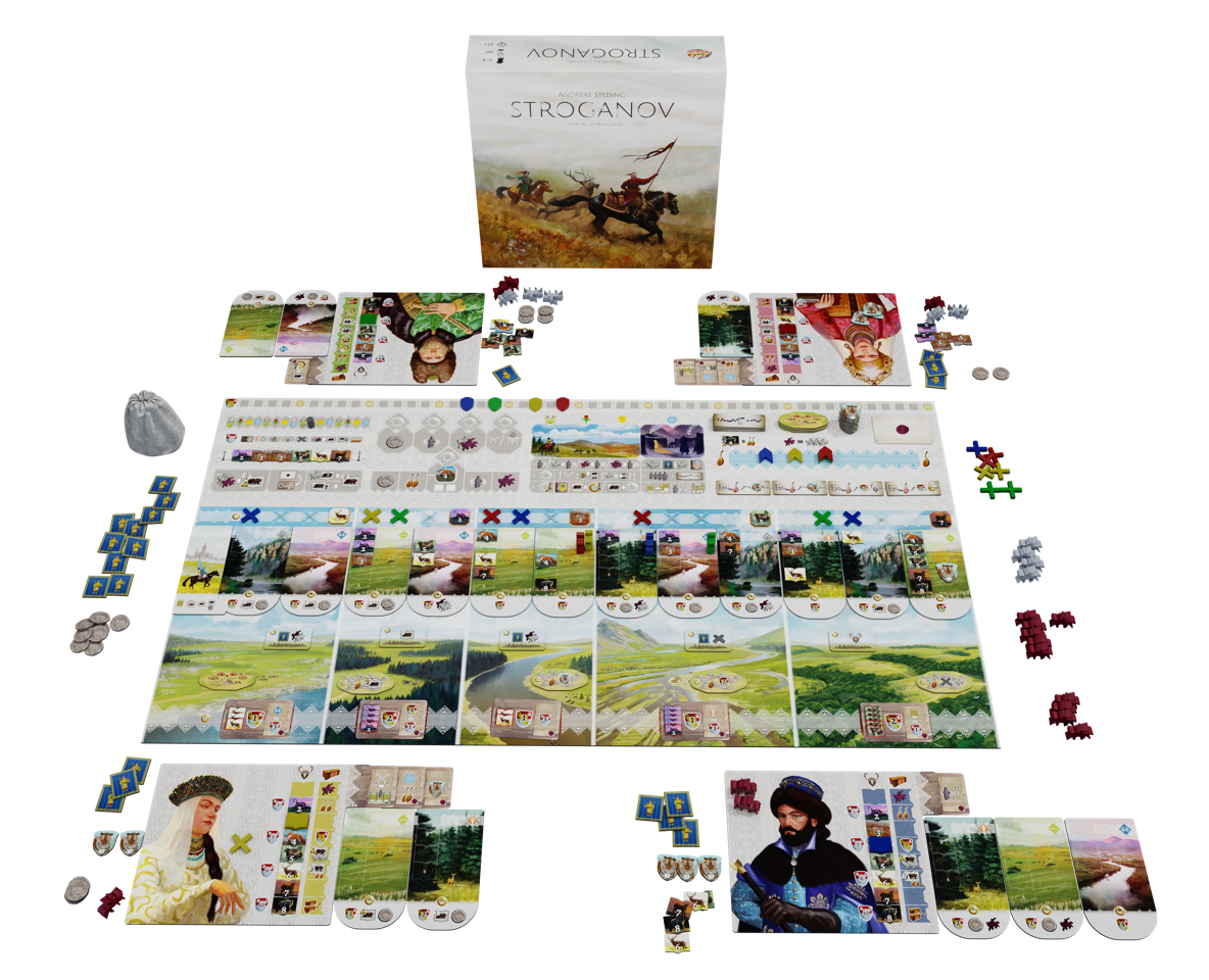 Glass Road review specialists cards