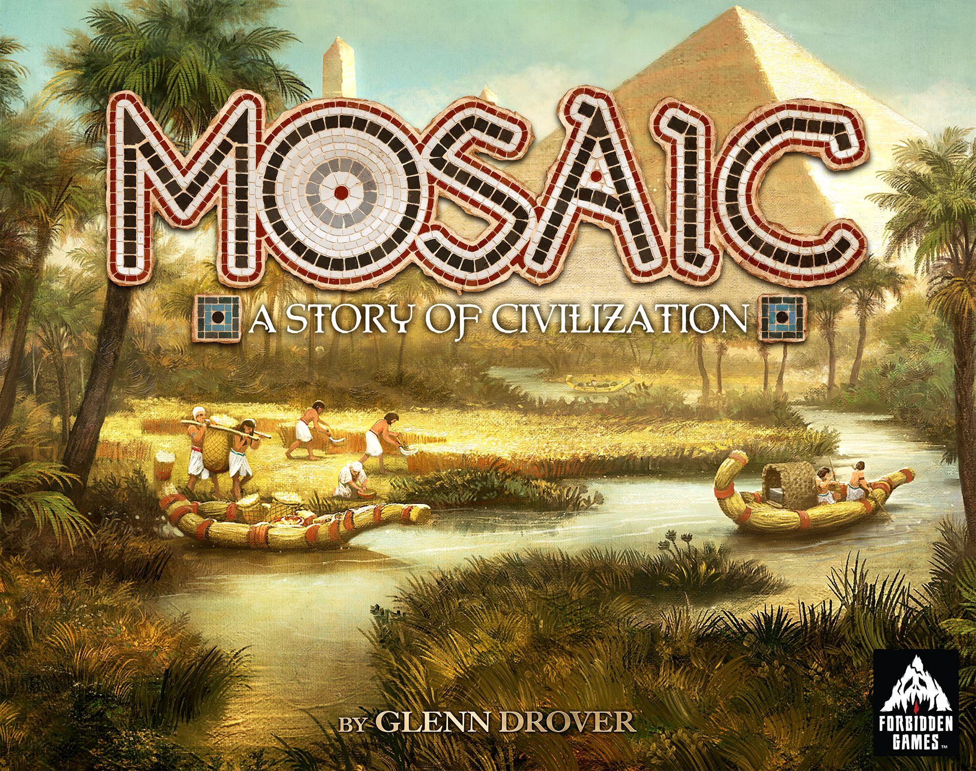 Mosaic - A Story of Civilization