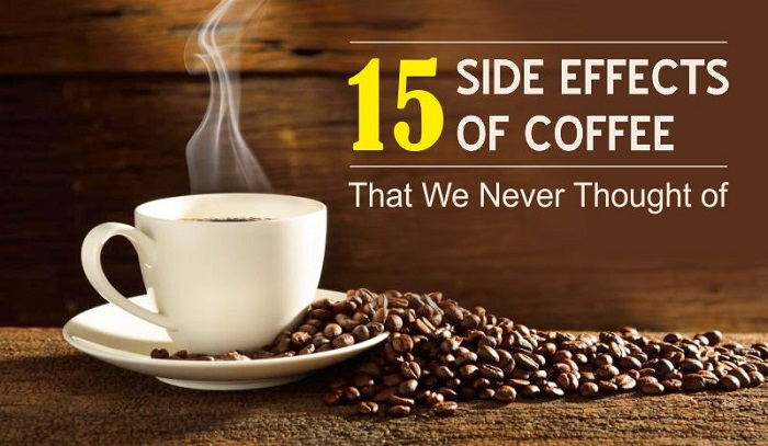 15 Side Effects of Coffee That We Never Thought of