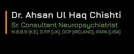 Dr Ahsan Ul Haq