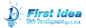 First Idia Web development