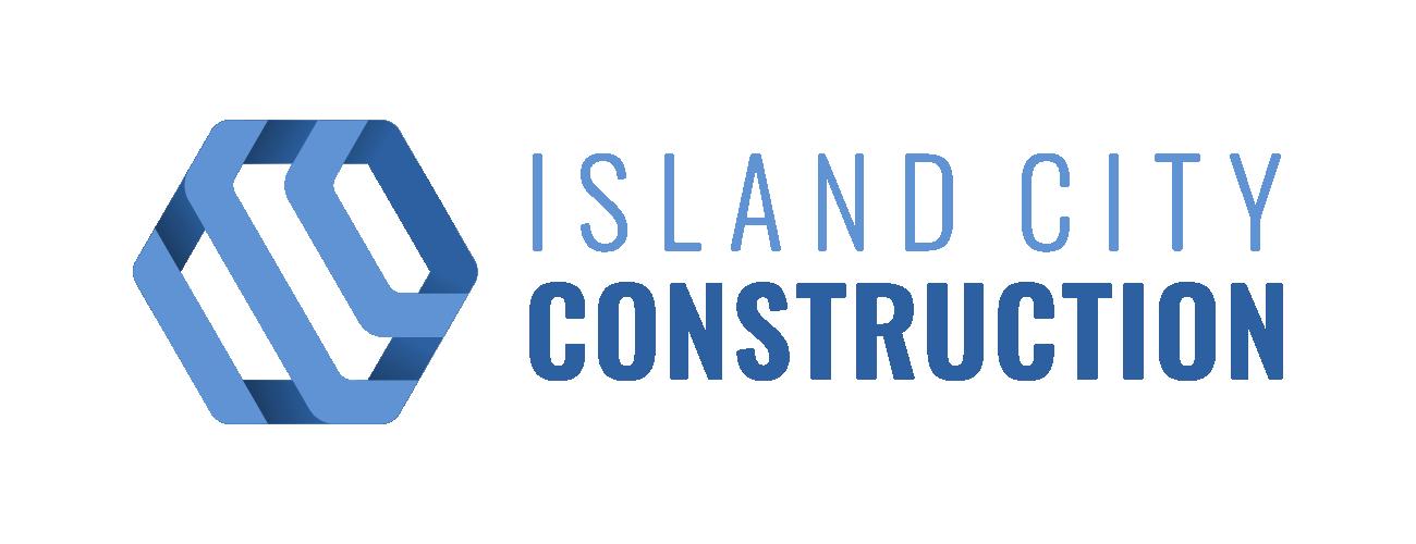 Island City Construction Website