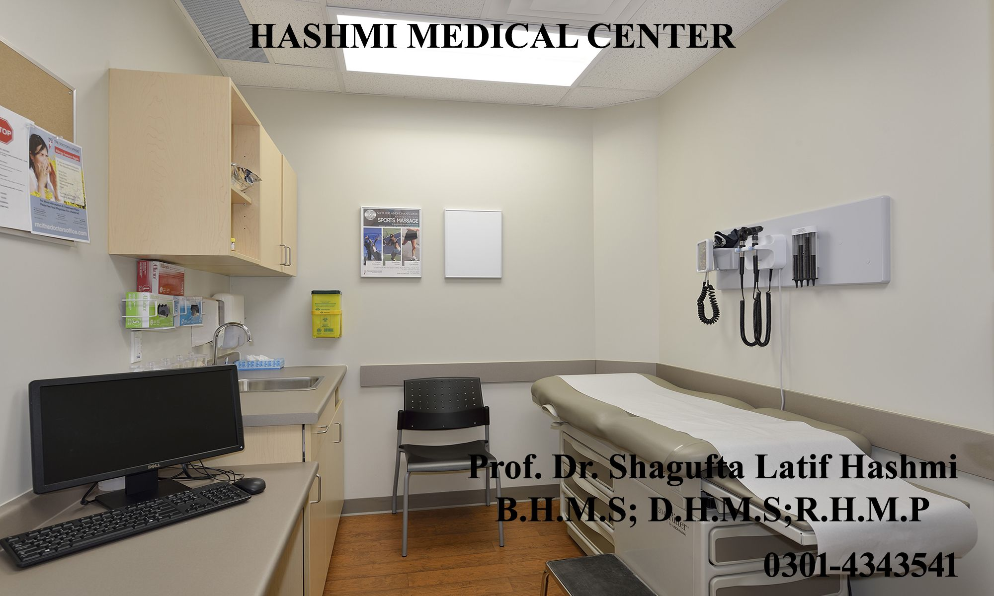 Hashmi Medical Center