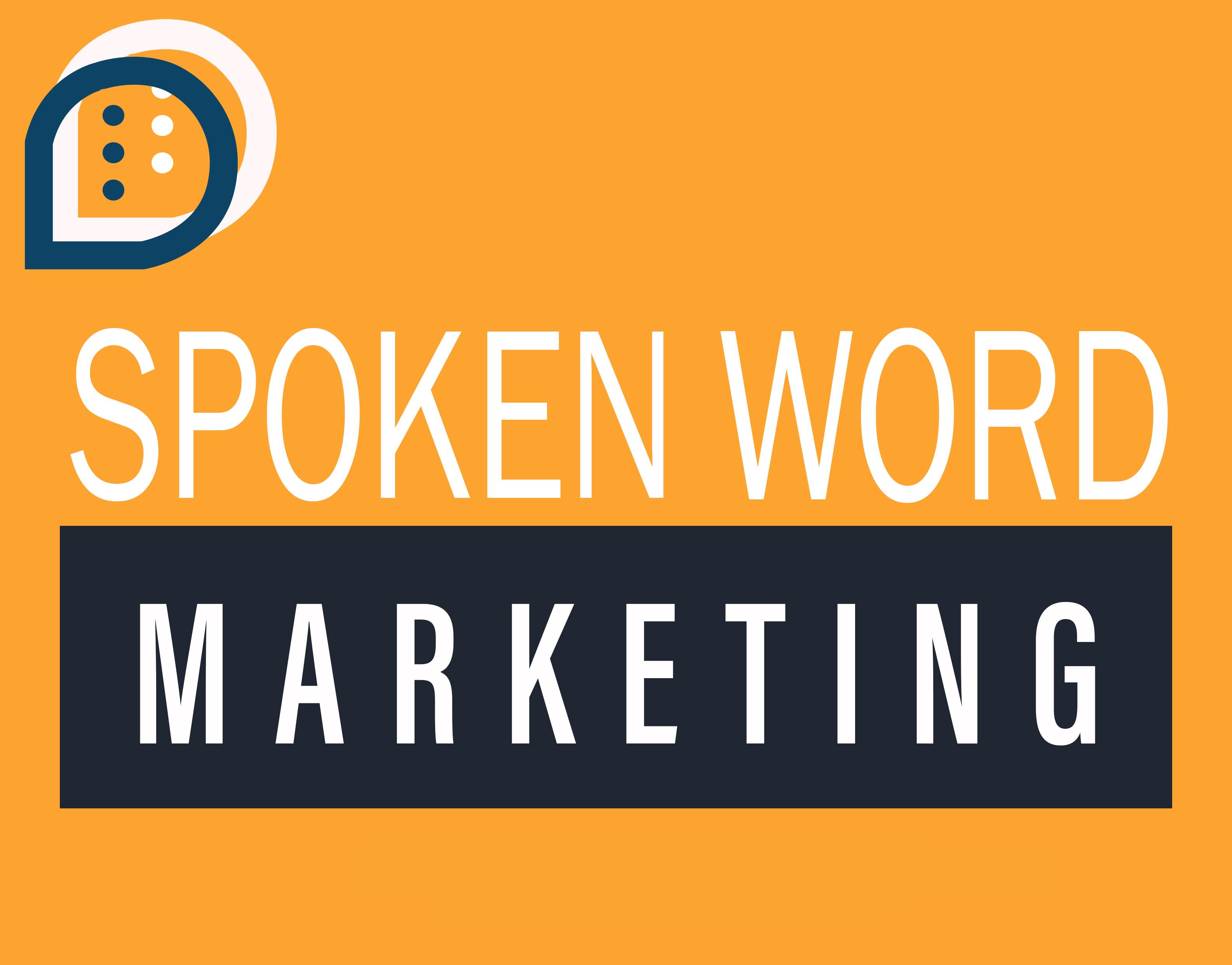 Spoken Word Marketing