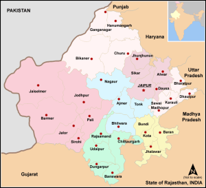 Interesting Facts About Rajasthan The Largest State in India