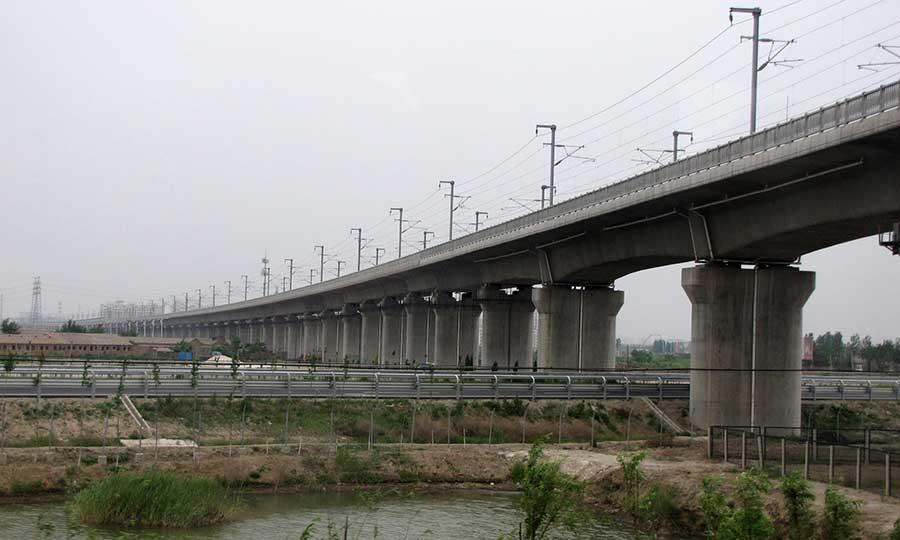 Danyang–Kunshan Grand Bridge Top 10 Biggest And Longest Bridges In The World