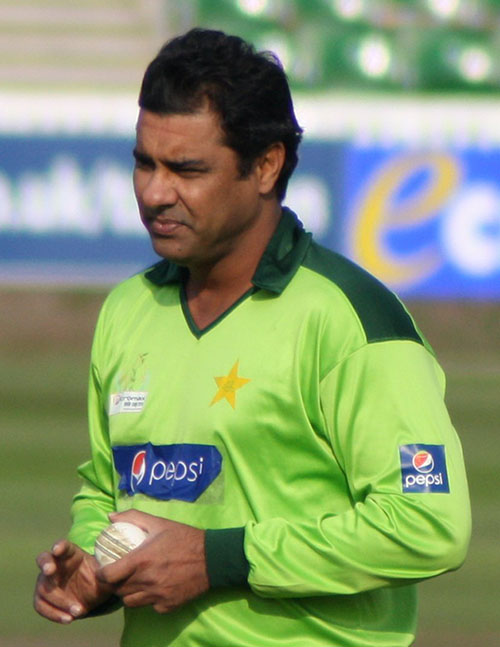 Waqar Younis is the greatest bowlers of all time