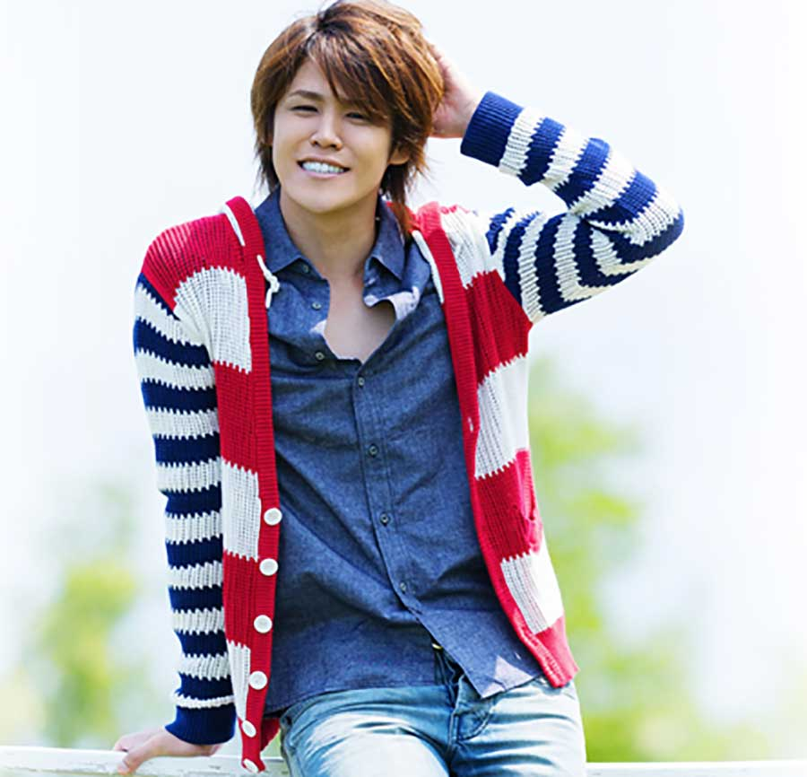 Mamoru Miyano Top 20 Most Handsome, Hottest, and Talented Japanese Actors-5