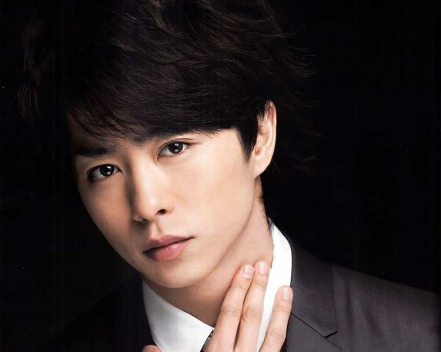 Sho Sakurai Top 20 Most Handsome, Hottest, and Talented Japanese Actors-11
