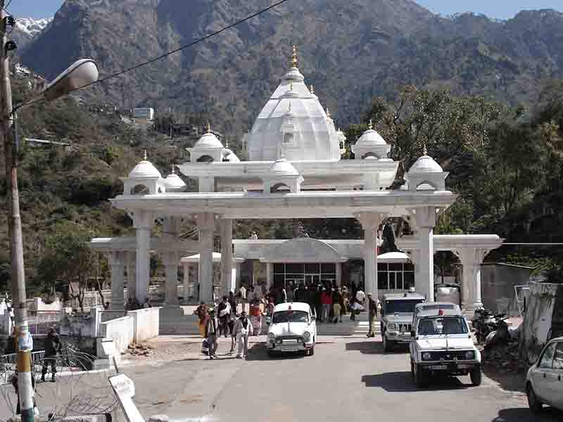 Vaishno Devi Templee