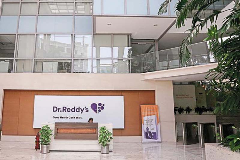 Dr. Reddy's Laboratories Top Pharmaceutical Companies in India 4