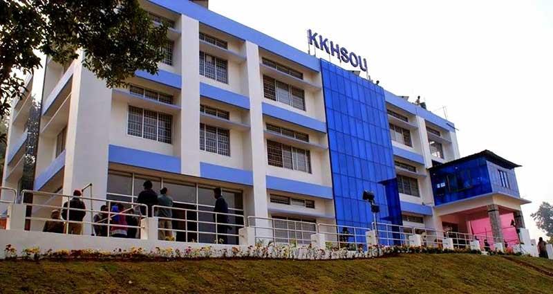 Krishna Kanta Handiqui State Open University feedback and reviews