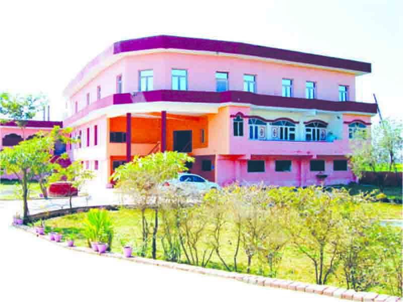 Mata Gujri Memorial Polytechnic College