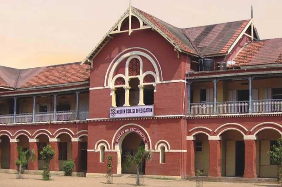 Wesley Higher Secondary School